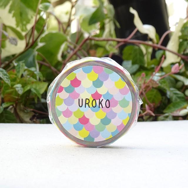 UROKO color マスキングテープ