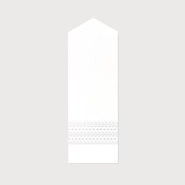 貼る神棚【 北欧 ホワイト・ニット 】