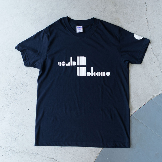 WOODWORK Welcome COFFEE オリジナルTシャツ