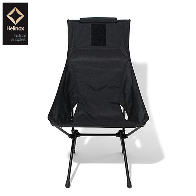 Helinox - TAC. Sunset Chair Y20 - Black