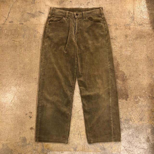 Levi's 565 Corduroy Pants ¥8,200+tax