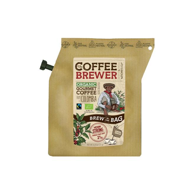 【サステナブル】COFFEE BREWER (コロンビア)