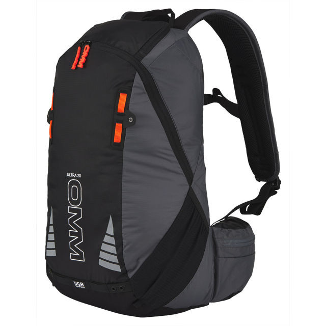 【OMM】 Ultra 20 Trail Running Backpack (Black Edition)