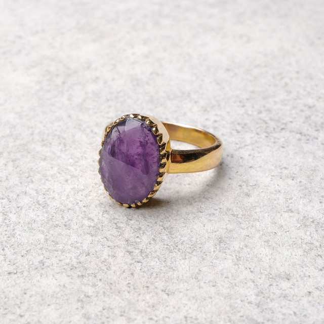 SINGLE STONE NON-ADJUSTABLE RING 138