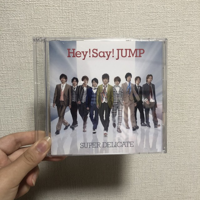 Hey!Say!JUMP SUPER DELICATE CD...