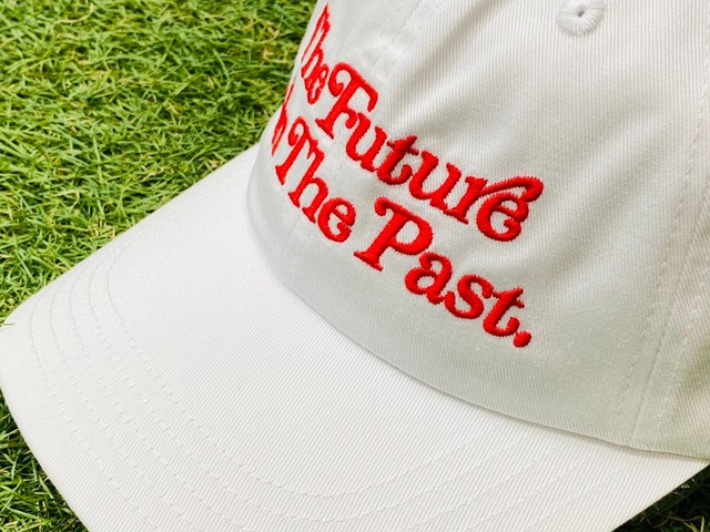 HUMAN MADE × Girls Don't Cry 6-PANEL TWILL CAP WHITE 45KF6885