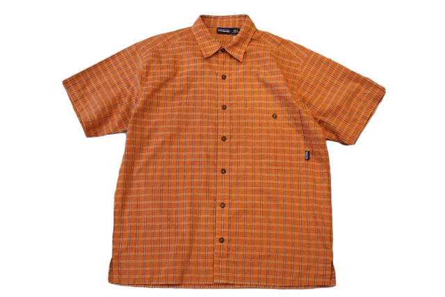 USED  patagonia packer wear shirt  S