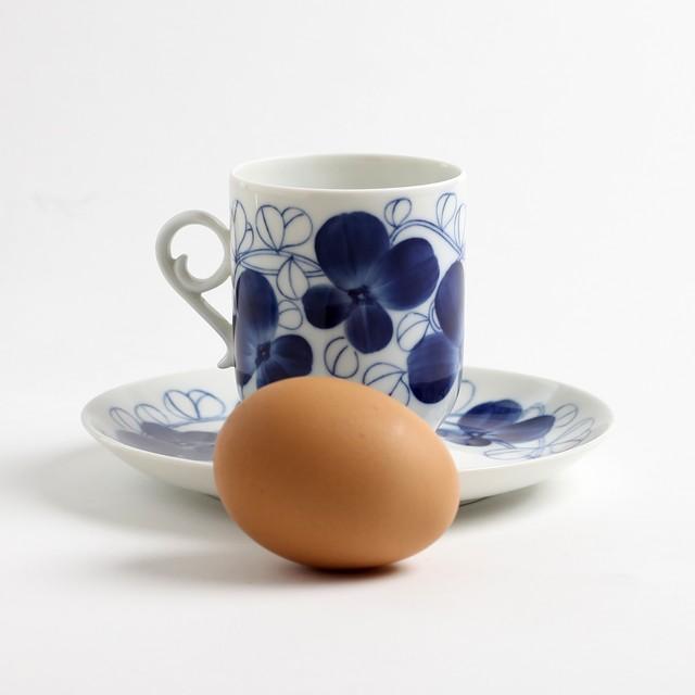 ARABIA アラビア Elsa エルサ コーヒーカップ&ソーサー 北欧ヴィンテージ