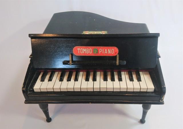 [vintage]tomboトイピアノ30鍵盤