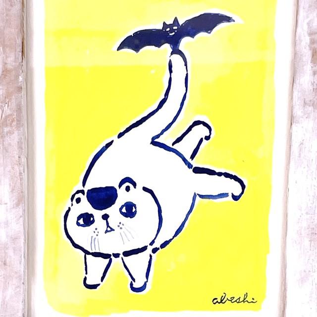 【あべせいじ】「neko 翔」原画