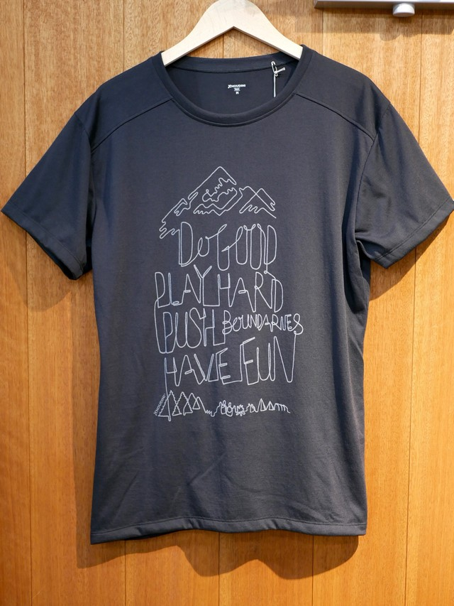 HOUDINI / M'S ROCK STEADY MESSAGE TEE