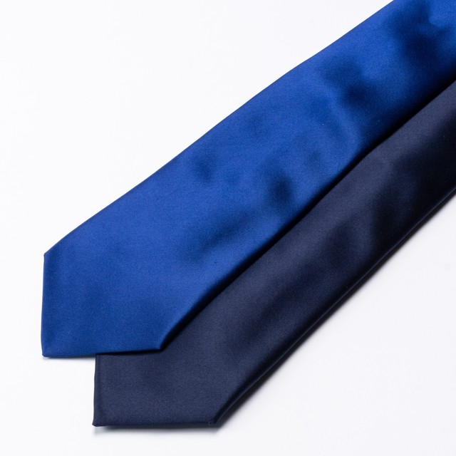 Silk Satin Plain Tie