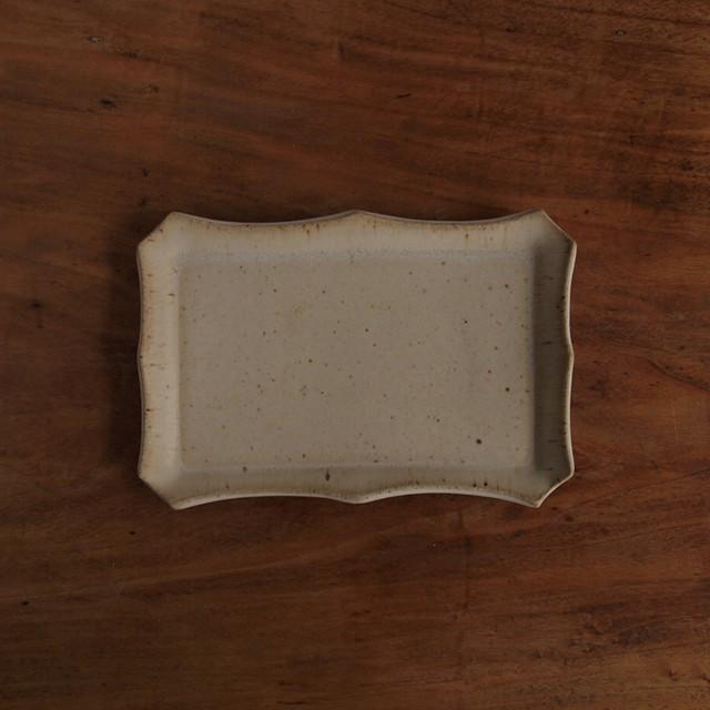 岩山陽平 八角皿