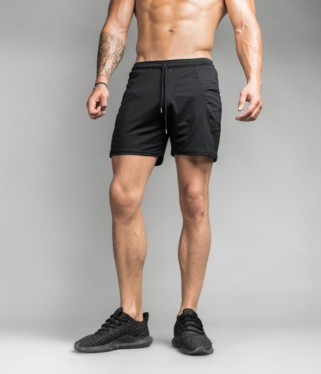 Blueprint5 Mesh performance Shorts(1-16) ブラック