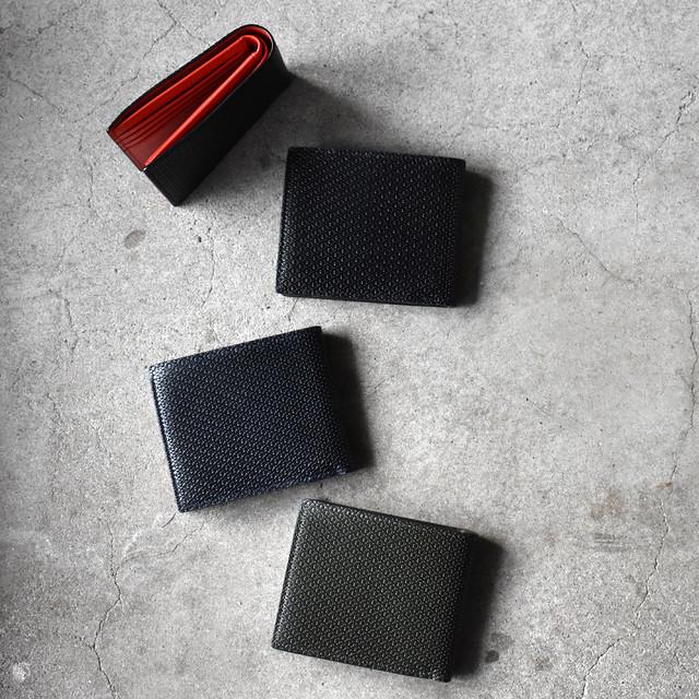 折財布 M1001-19A 全4カラー