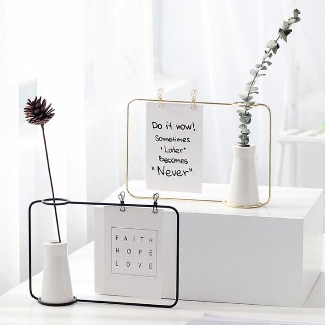 ワイヤーフレーム花瓶 R1036