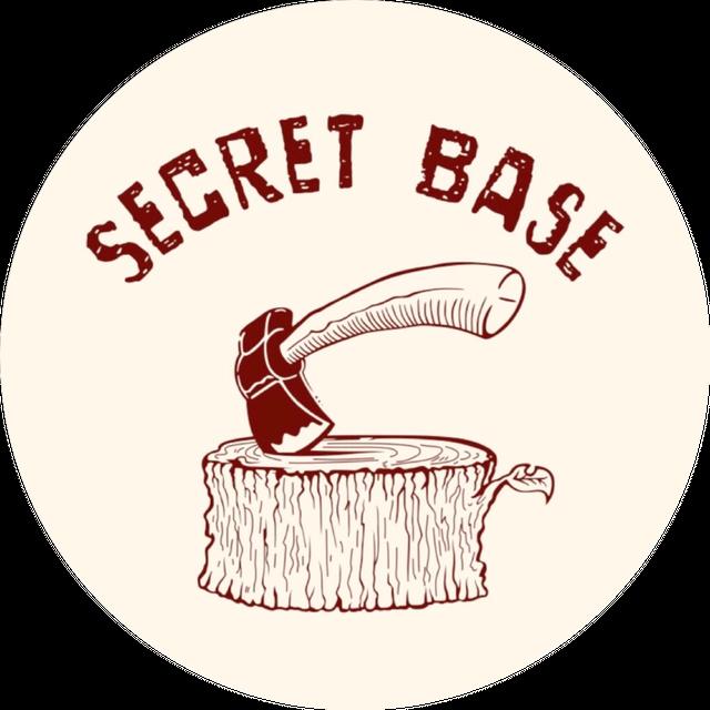 Secret Base ステッカー