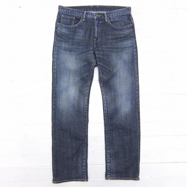 TAKEO KIKUCHI タケオキクチ ストレートジーンズ デニムパンツ メンズ W35