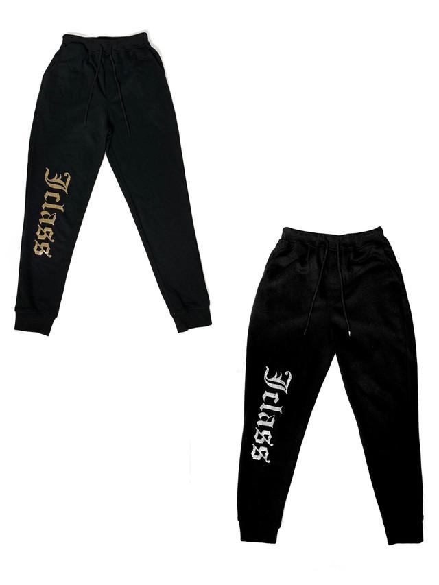 【J class】Rhinestone Pants
