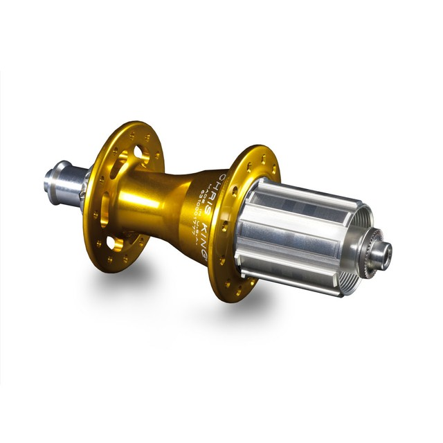 ChrisKing クリスキング R45 Road Rear Hub ceramic 130mm QR 32H GOLD