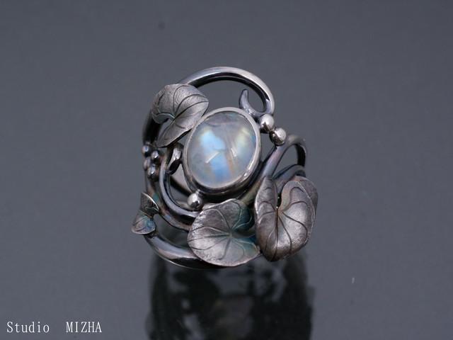 草あそび(金工の指飾りmr21312)
