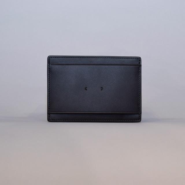 ピービー0110 カードケース Card Case CM9 Black PB0110