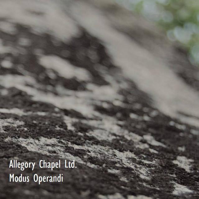 ALLEGORY CHAPEL LTD. - MODUS OPERANDI CD - メイン画像