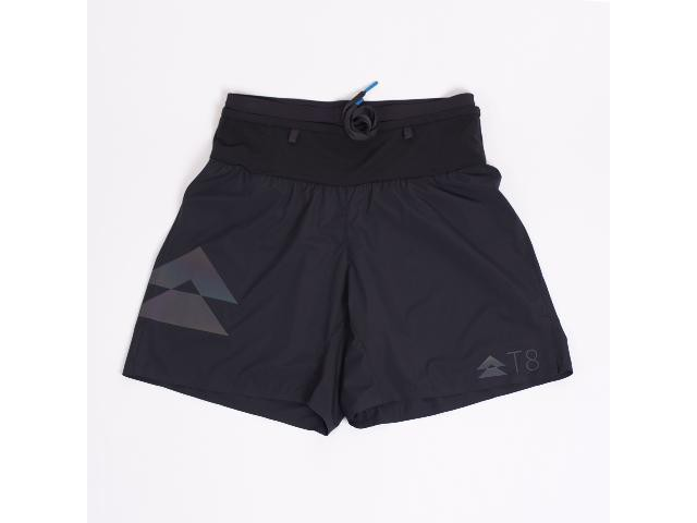 【T8】 Men's Sherpa Shorts V2(Black)