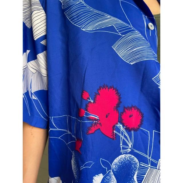 old hawaii aloha shirt