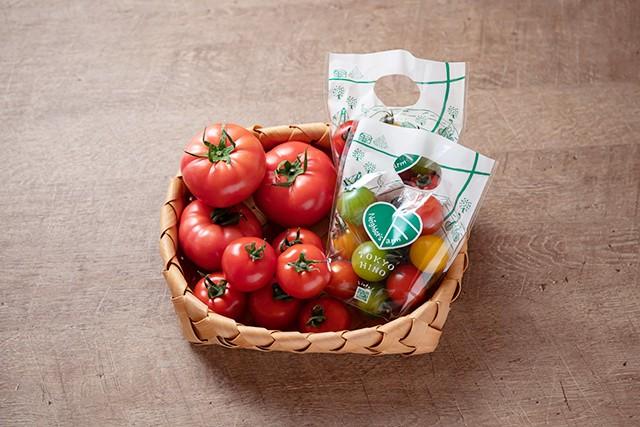 トマト詰め合わせBOX【Sサイズ】