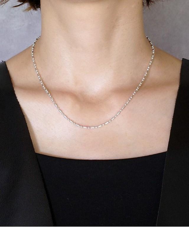【ISOLATION / アイソレーション】Silver925 Rain Chain Necklace