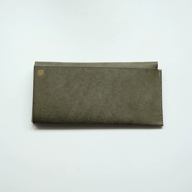 square glasses case - gri - プエブロ