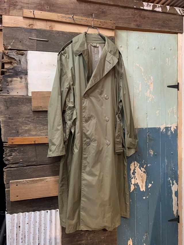 60s US ARMY RAIN COAT
