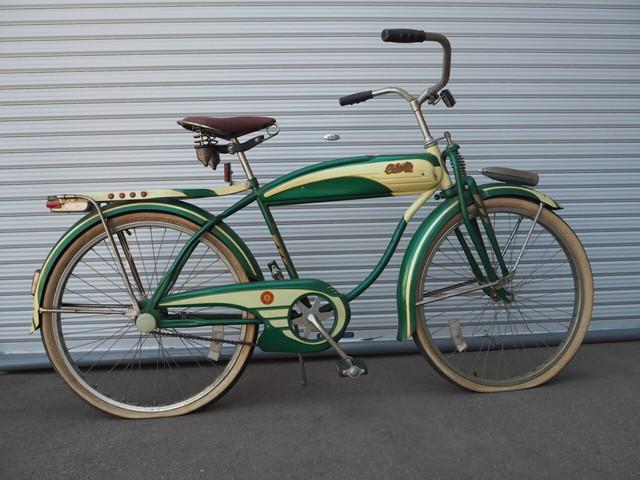 品番2617 1940年代コロンビア自転車 011