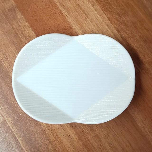 ひし形小皿