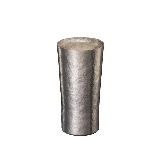 SUSgallery (サスギャラリー) 真空チタンカップ TITANESS Tumbler Basic line 【Pilsner Sepia 350ml】