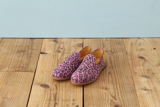 SLIP-ON SHOES (LEOPARD)
