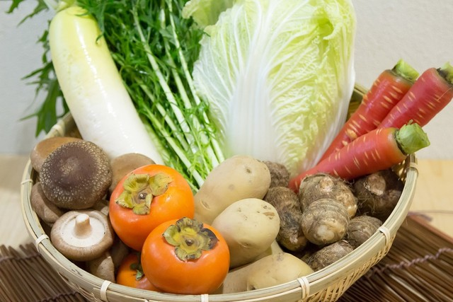 道の駅お茶の京都みなみやましろ村の野菜8種類以上セット