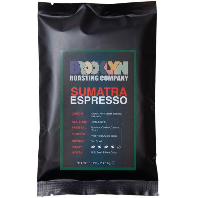 Sumatra Espresso  100g