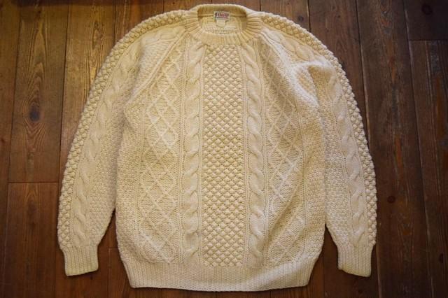 USED 美品  ORVIS  ウールセーター XL  オービス
