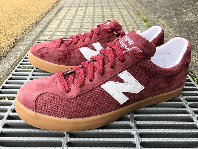 NEW BALANCE ML22BUR (BURGUNDY/GUM)