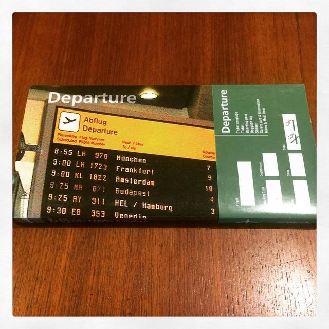 航空会社グラフィックデザイン集「Departure/Glyph」 柳本浩市 - メイン画像