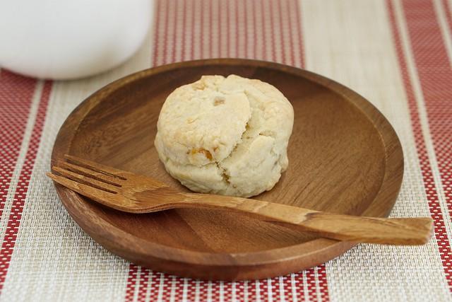 豆乳スコーン(オレンジ)
