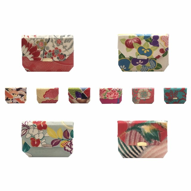 Popping Wallet (Packet Size)  ~折畳み財布~