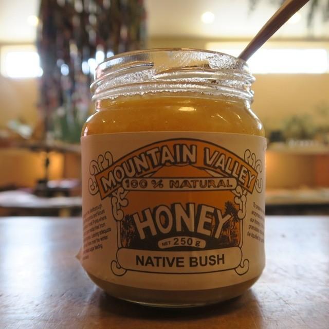 オーガニック蜂蜜〜NATIVE BUSH〜
