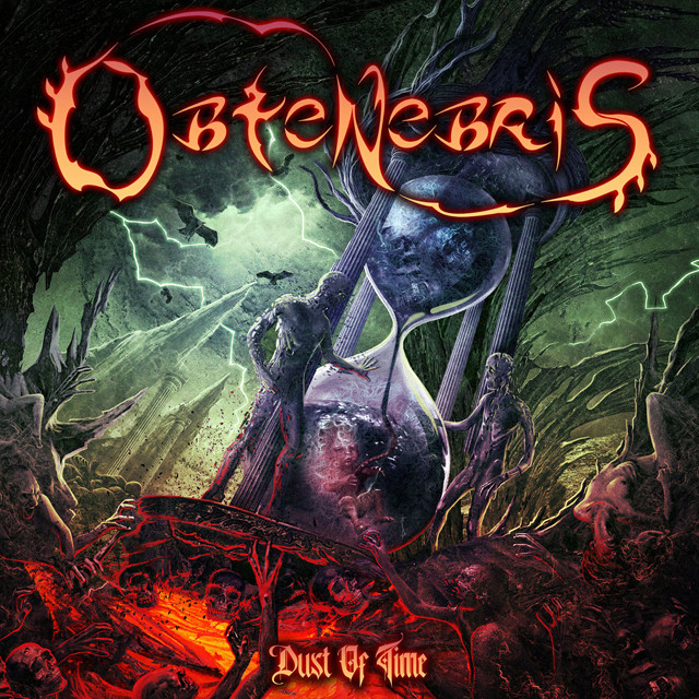 OBTENEBRIS『Dust Of Time』CD