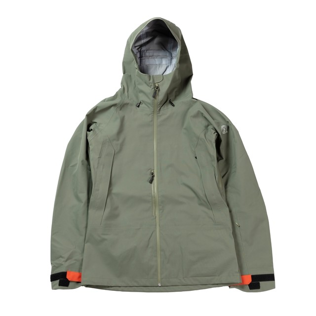 <予約商品>来期モデル2022unfudge snow wear // CLOUD JACKET // PURPLE