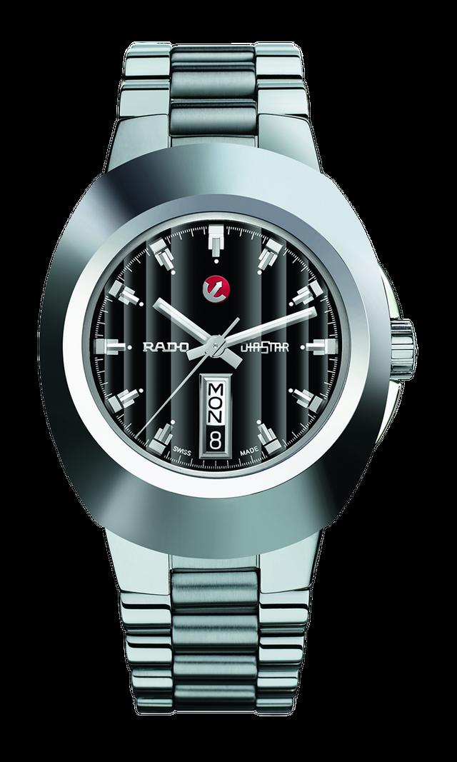 【RADO ラドー】New Original DIASTAR / オリジナル ダイヤスター ブラック スイスメイド腕時計