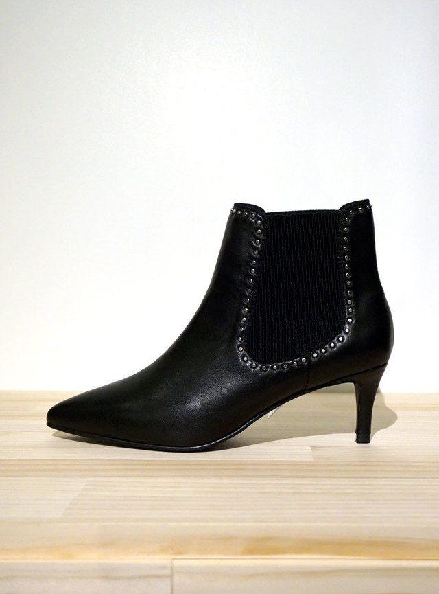 SOL SANA SAWYER BOOT ブラック