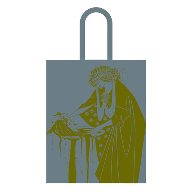 あやしい絵展 トートバッグ「踊り手への褒美」